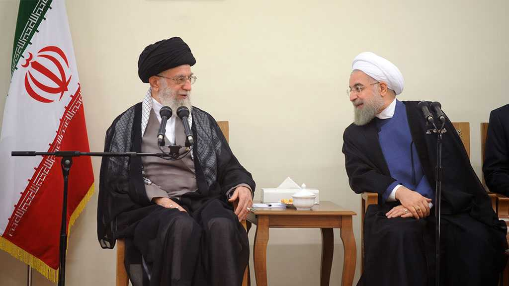 Imam Khamenei's Remarks Cleared Any Possible Excuse for 5+1 States - Rouhani
