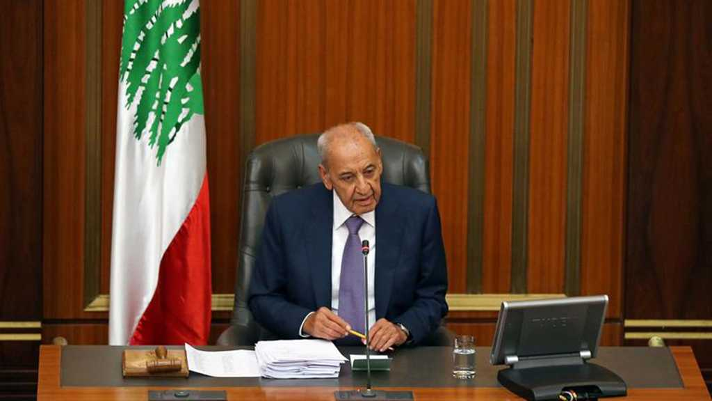 Parl't Speaker Berri: Lebanon Will Sink Like the Titanic with No Gov't