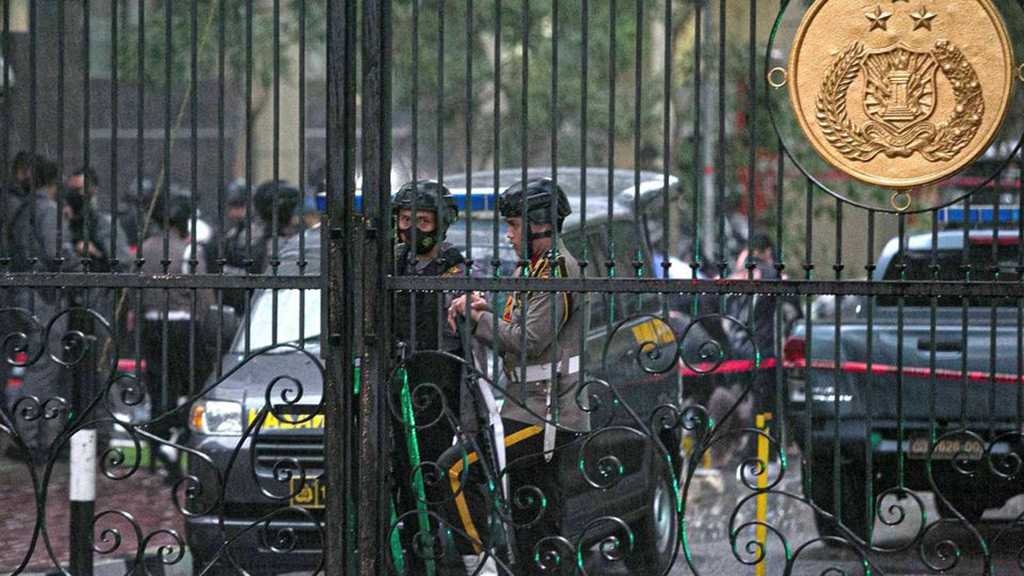 Gunfire Heard at Indonesian National Police Headquarters in Jakarta