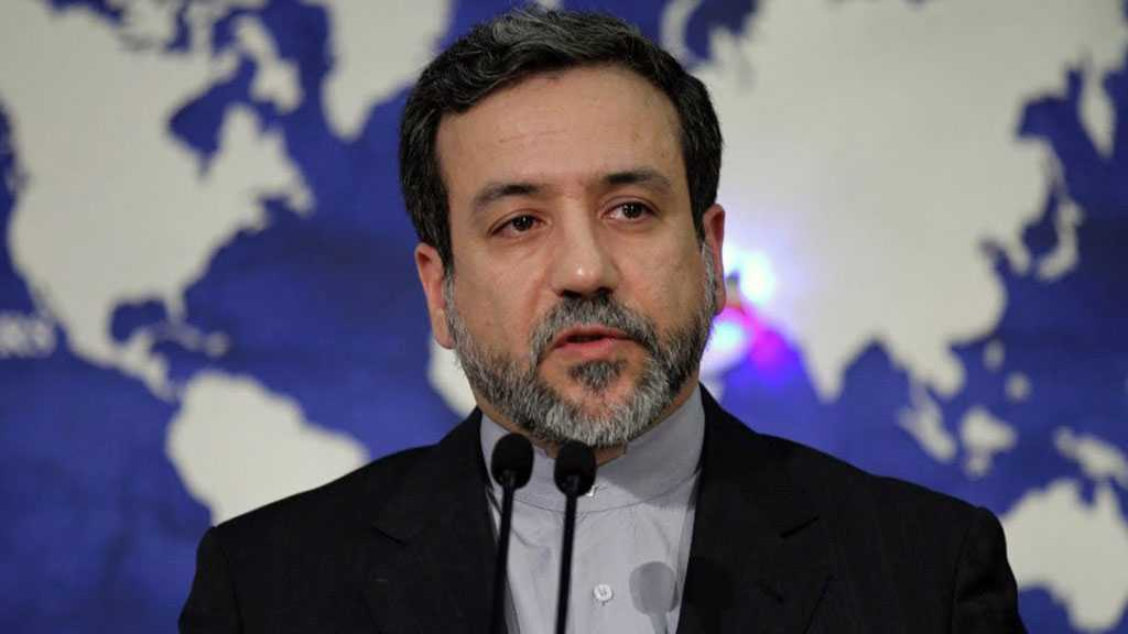 Removal of US Sanctions First Step in Reviving JCPOA: Iranian Deputy FM