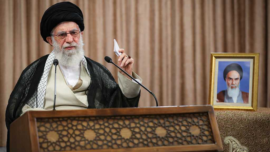 Imam Khamenei Underscores Quds Force Major Role in Preventing Passive Diplomacy in West Asia