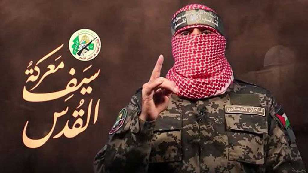 Qassam Brigades to 'Israel': No Redlines, No Rules of Engagement When it Comes to Protecting Al-Aqsa, Our People
