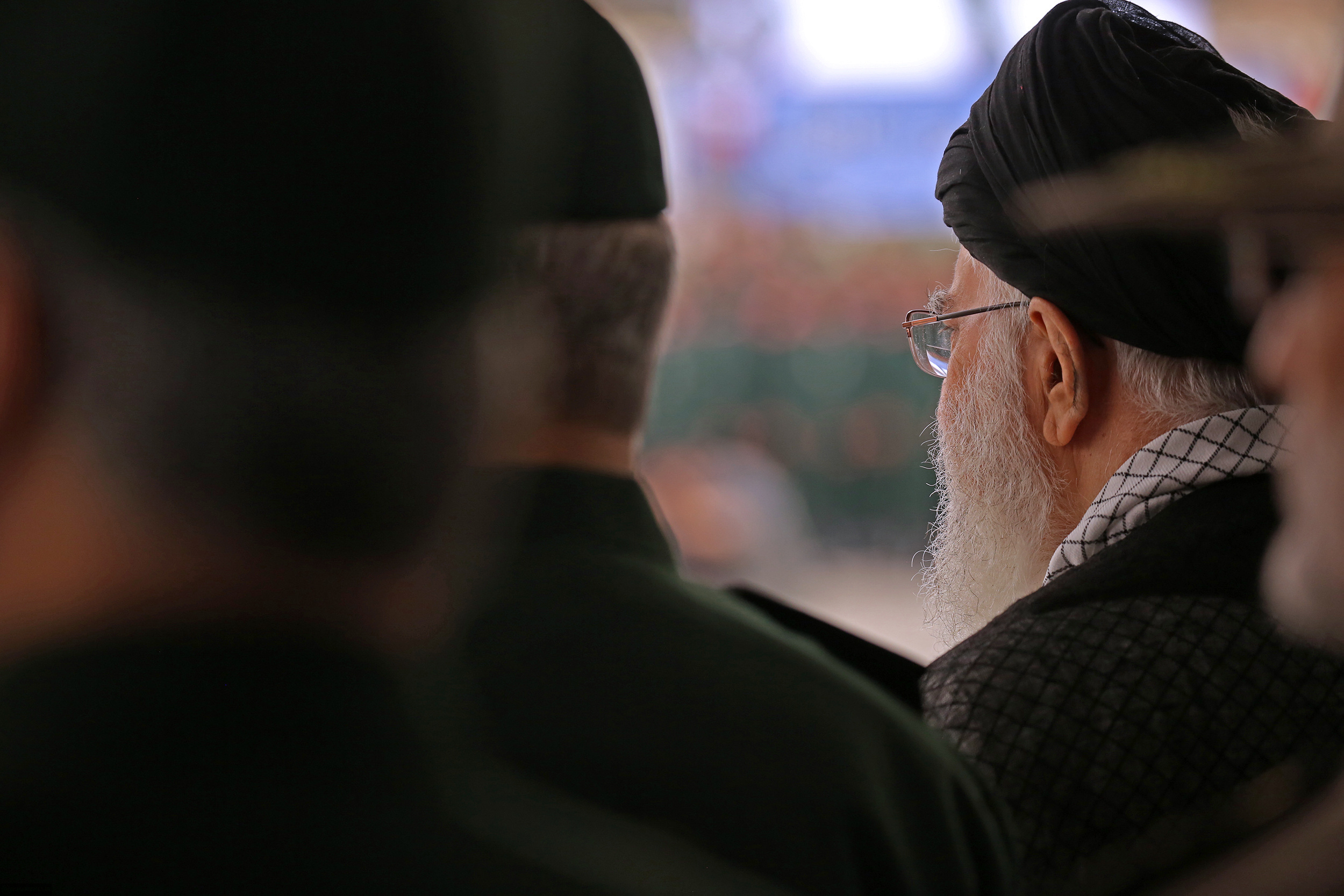 Imam Hussein [AS] Academy Graduation Ceremony Attended by Imam Khamenei